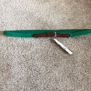 NEW Ann Taylor loft stretch belt